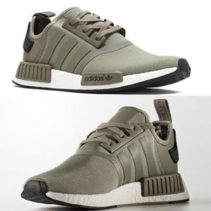 Adidas NMD R1 Trace Cargo Olive Green